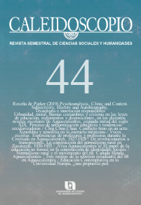 Ver Núm. 44 (edición contínua)