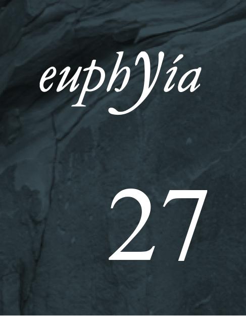 Ver Vol. 14 Núm. 27 (2021)